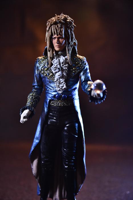 ツバキアキラが撮った、McFarlane Toys、ラビリンス 魔王の迷宮、魔王ジャレス。David Bowieが大好きなので、思わずお迎えしました。